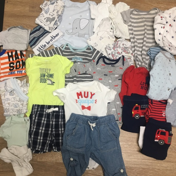 Other Baby Boy Clothes 03months Poshmark